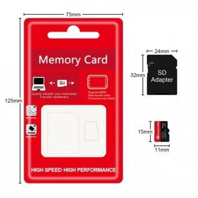 256 GB Micro SD tipo atminties kortelė 2