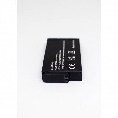 ASBBA-001 akumuliatorius fotoaparatui 3