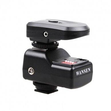 blyksčių paleidėjas (Canon, Nikon, Pentax, Olympus blykstėms) 3