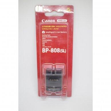BP 808 akumuliatorius fotoaparatui 3