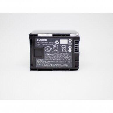Canon BP 819 akumuliatorius fotoaparatui 2