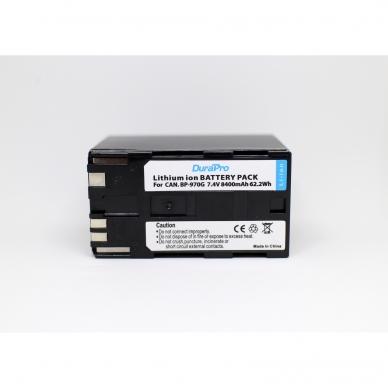 Canon BP 970 akumuliatorius 3