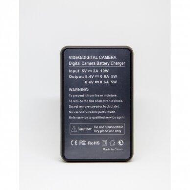 Canon LP-E10 kroviklis 4