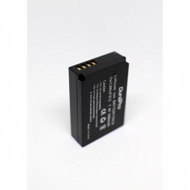 Canon LP-E12 akumuliatoriai fotoaparatams 3