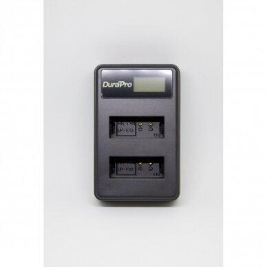 Canon LP-E12 kroviklis