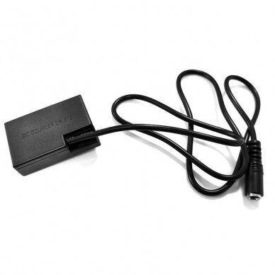 Canon LP-E17 baterijos maitinimas nuo USB 5