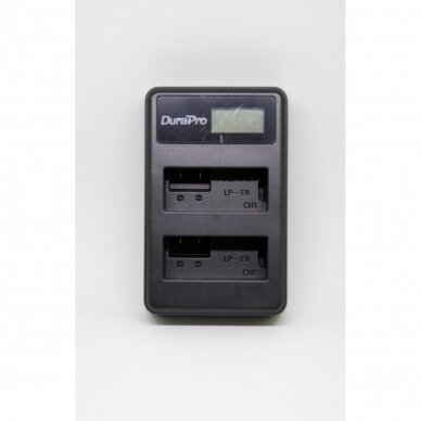 Canon LP-E8 kroviklis