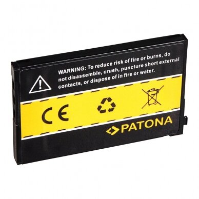 CGA-S003E akumuliatorius panasonic fotoaparatams 3