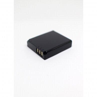 D-Li106 akumuliatorius Pentax fotoaparatams 2