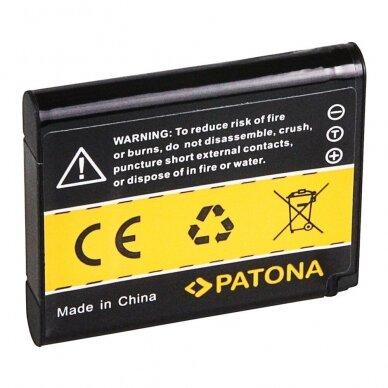 DMW-BCN10 akumuliatorius panasonic fotoaparatams 3