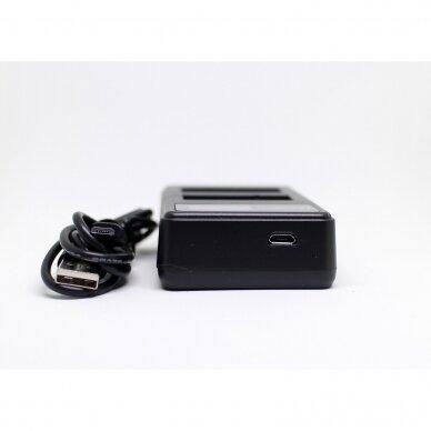 Fujifilm NP-W235 kroviklis 3