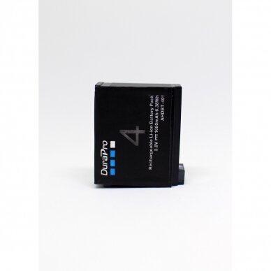 Gopro 401 akumuliatorius fotoaparatui 3