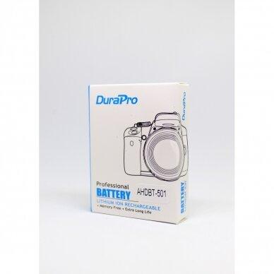 Gopro 501 akumuliatorius fotoaparatui