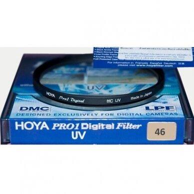 HOYA UV Filtras 46mm