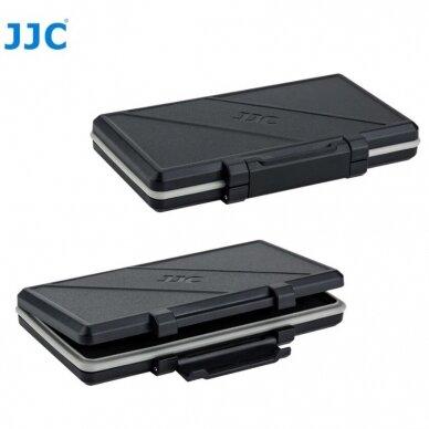 JJC atminties kortelių dėklas 5
