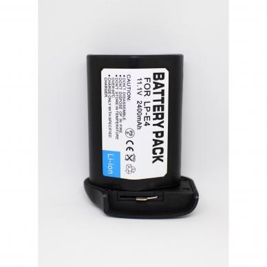 LP-E4 akumuliatorius fotoaparatui 2