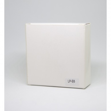 LP-E6 kroviklis