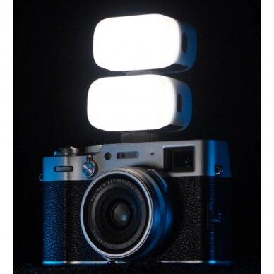 mažas led šviestuvas Ulanzi VL30 4