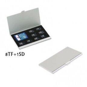 Micro SD kortelių dėklas