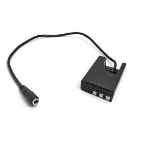 Nikon EN-EL9 baterijos maitinimas nuo USB