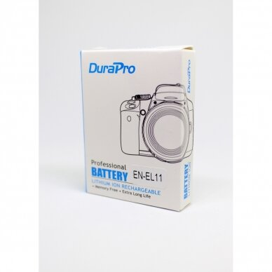 Nikon EN-EL11 akumuliatorius fotoaparatui