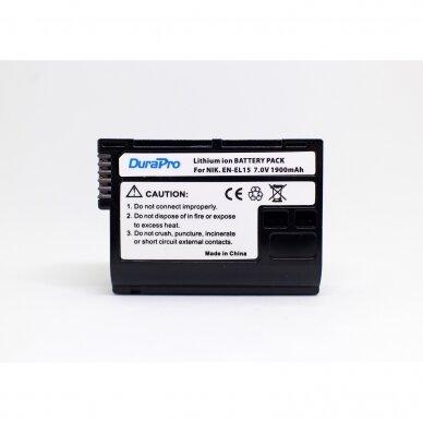 Nikon EN-EL15 akumuliatorius 3