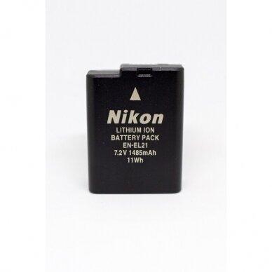 Nikon EN-EL21 akumuliatorius