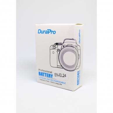 Nikon EN-EL24 akumuliatorius fotoaparatui