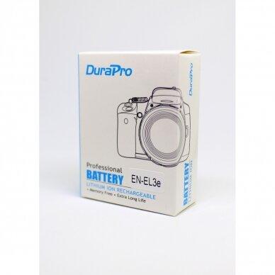Nikon EN-EL3e akumuliatorius fotoaparatui