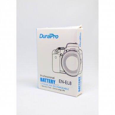 Nikon EN-EL8 akumuliatorius fotoaparatui