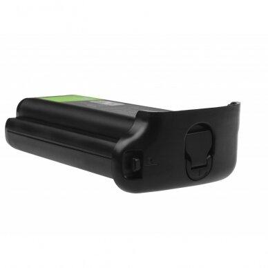 NP-E3 akumuliatorius Canon fotoaparatams 4