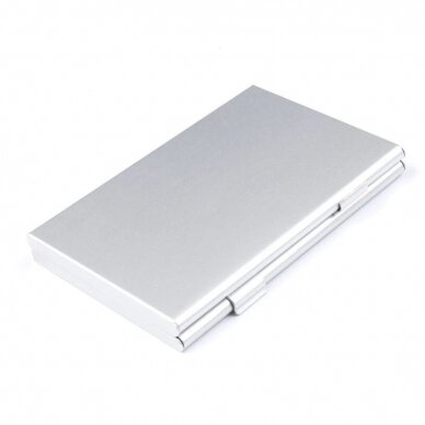 Sd ir Micro SD kortelių dėklas 4