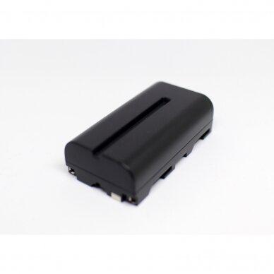 Sony NP-F550 akumuliatorius fotoaparatui 2