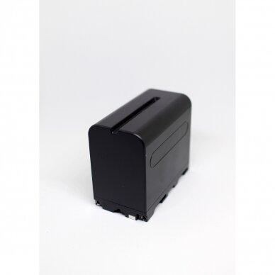 Sony NP-F970 akumuliatorius fotoaparatui 2