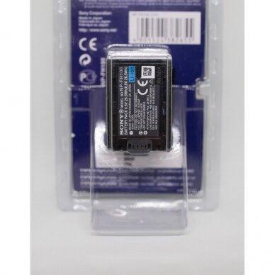 Sony NP-FH100 akumuliatorius fotoaparatui 2