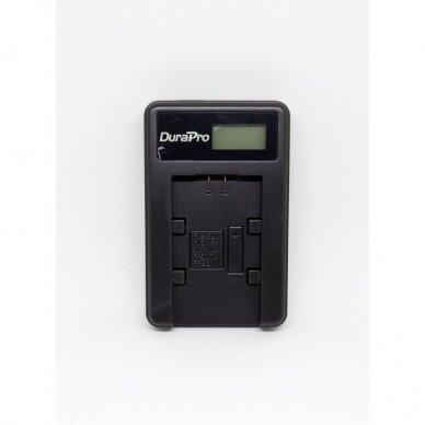 Sony NP-FH50 kroviklis
