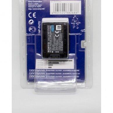 Sony NP-FH70 akumuliatorius fotoaparatui 3