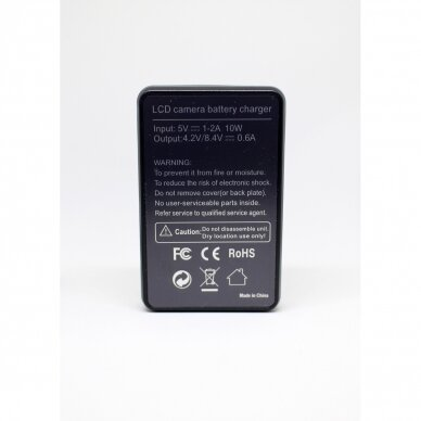 Sony NP-FV50 kroviklis 4