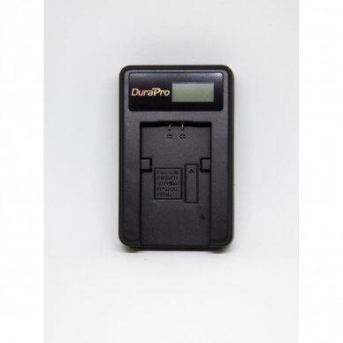 Sony NP-FV50 kroviklis