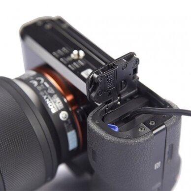 Sony NP-FW50 atskiras baterijos energijos tiekimo saltinis 5