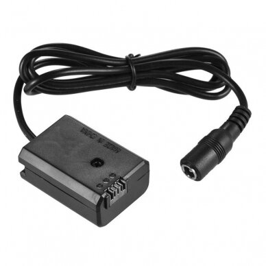 Sony NP-FW50 atskiras baterijos energijos tiekimo saltinis 4