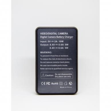 Sony NP-FW50 kroviklis 4