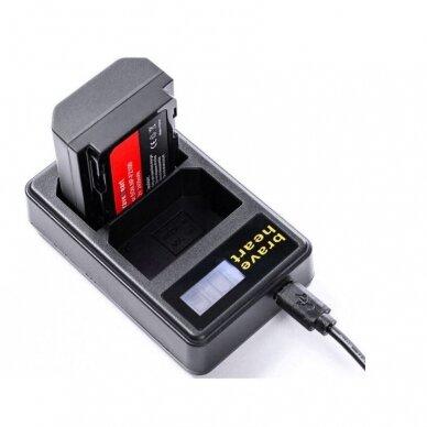 Sony NP-FZ100 akumuliatorius fotoaparatui 3