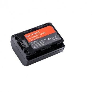 Sony NP-FZ100 akumuliatorius fotoaparatui 2