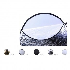 šviesos reflektorius 56cm dydžio