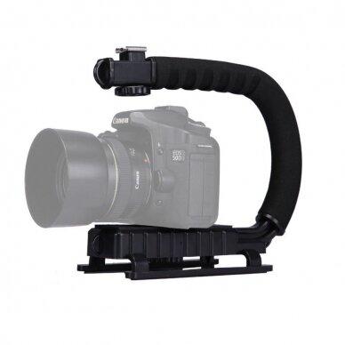 U/C formos laikiklis kamerai