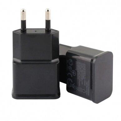 USB ir 220 V kištukas 3