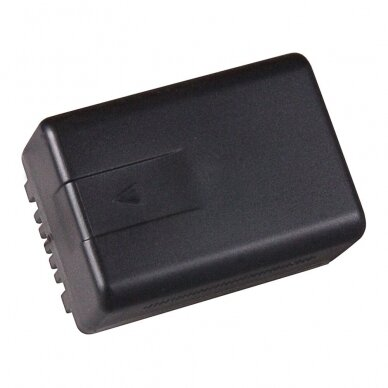 VBT190 akumuliatorius panasonic fotoaparatams 2